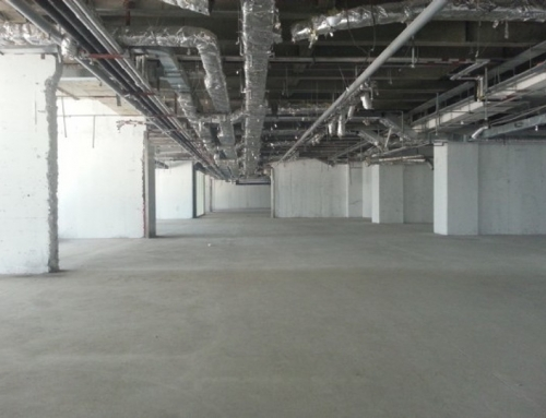 CP Screed Works / Esentai Mall
